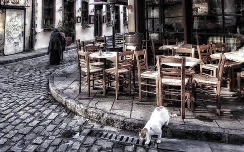 Μένη Σεϊρίδου, Thessaloniki my home