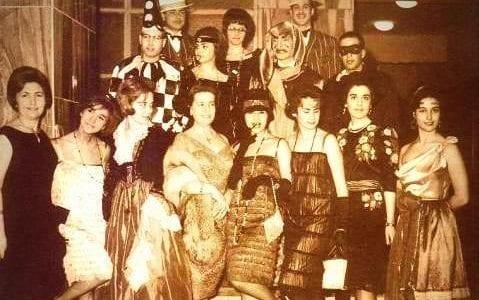 Αποκριάτικο καρναβάλι στην παλιά Θεσσαλονίκη
