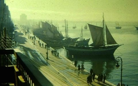 Θεσσαλονίκη, μια φωτογραφία, ένα ταξίδι στον χρόνο