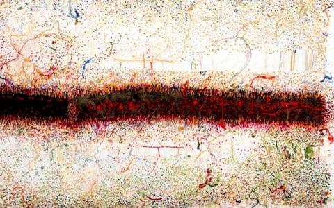 Τομές, έκθεση ζωγραφικής της Ειρήνης Μωυσίδου