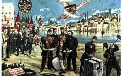 Β.Ραφαηλίδης: οι Νεότουρκοι κι ο Κεμάλ