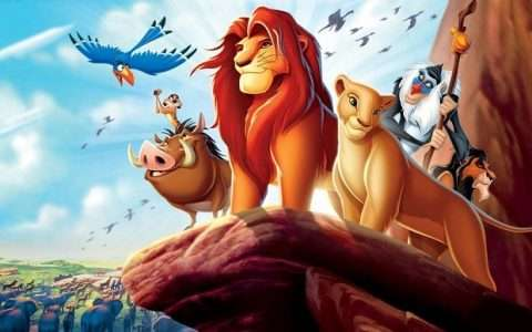 Αφιέρωμα Ταινίας: The Lion King (1994)