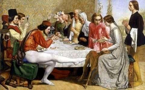 Artist: John Everett Millais