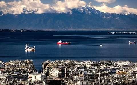 Γιώργος Παπάνας, Thessaloniki my home