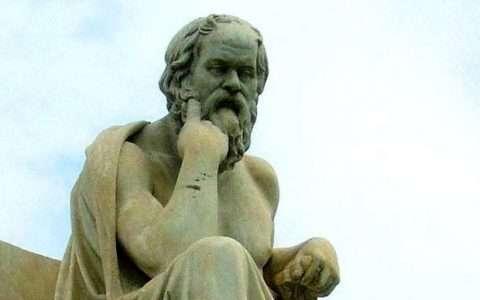 O Σωκράτης και η θεμελίωση της ηθικής στον λόγο