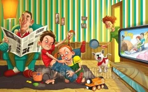 Dr David Sack: είστε υπερβολικά ανεκτικοί με τα παιδιά σας;