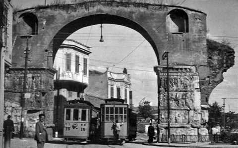 """Από τη συλλογή της ομάδας """"Παλιές φωτογραφίες της Θεσσαλονίκης"""""""
