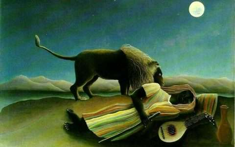 Artist: Henri Rousseau