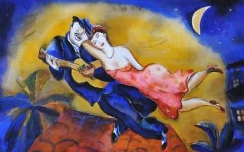 Artist: Luis Castellanos Valui