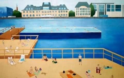 Artist: Chrysa Panagiotidou (detail), EPsilon Art Gallery
