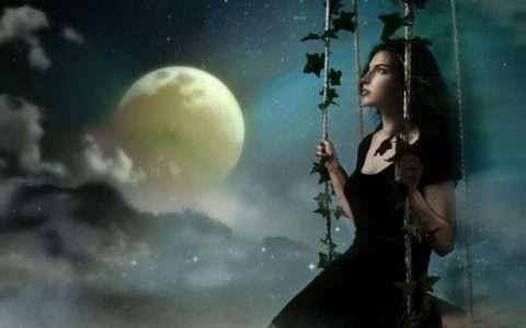 Πανσέληνη νύχτα, από την Πέρθα Καλέμη