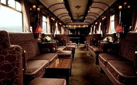 Οριάν Εξπρές: το θρυλικό τρένο της απόλυτης πολυτέλειας