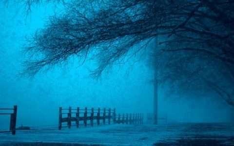 Μια νύχτα του Δεκέμβρη, από τον Chris Softa