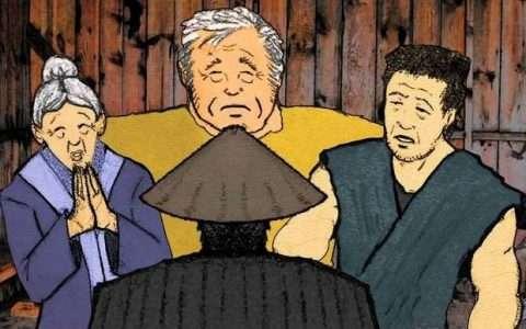 Η ιστορία του Κινέζου αγρότη, Alan Watts