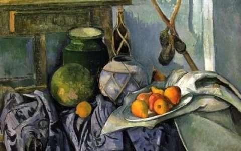 Artist: Paul Cézanne