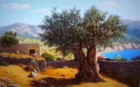 Καλλιτέχνης: Χαζαρίδης Γεώργιος