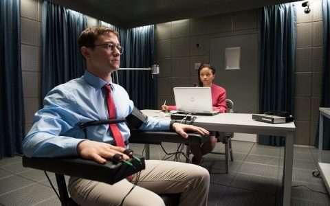 Snowden, κριτική ταινίας