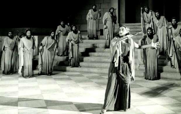 Δωρεάν οι αρχαίες ελληνικές τραγωδίες στο διαδίκτυο, σε ελληνικά και αγγλικά!