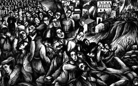 Το ολοκαύτωμα και οι φρίκες του είδους μας, από τη Γεωργία Παυλοπούλου