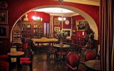 Καφέ Γκρέκο, από την Αρσινόη Βήτα