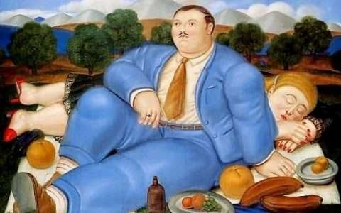 Artist: Fernando Botero