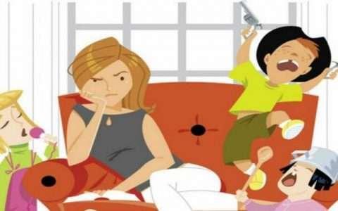 3 τρόποι για να διατηρήσετε την ηρεμία σας όταν το παιδί σας δεν έχει τη δική του