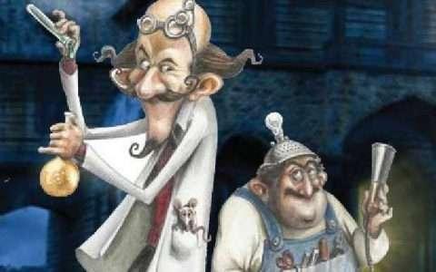 Οι μαγικοί επιστήμονες στο Θέατρο Σοφούλη
