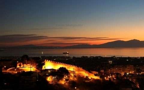 Θεσσαλονίκη: τα ωραιότερα δειλινά είναι στον Θερμαϊκό