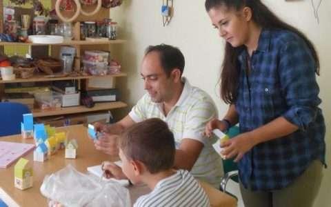 Εβδομάδα Οικογενειακού Εθελοντισμού