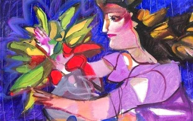 Καλλιτέχνης: Δημήτρης Μυταράς