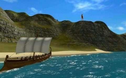 Η Οδύσσεια σε 3D animation