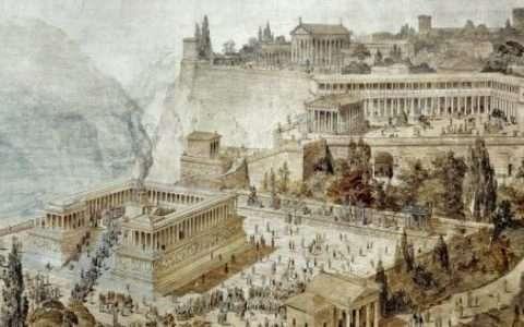 Πέργαμος, η αρχαιοελληνική πόλη της Μικράς Ασίας που δημιούργησε την περγαμηνή για να ανταγωνιστεί τον πάπυρο των Αιγυπτίων
