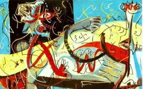 Artist: J.Pollock