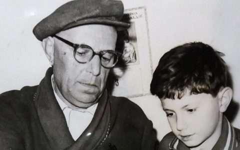 Ο παππούς μου ο Ορέστης Μακρής