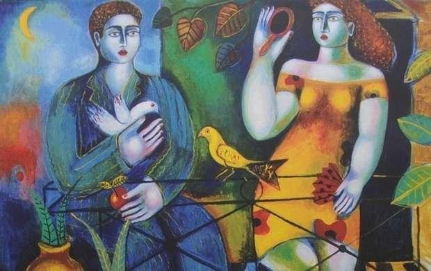Artist: Bασίλης Σπεράντζας