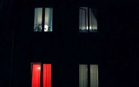 Εραστές της νύχτας, από την Xenia Goudi
