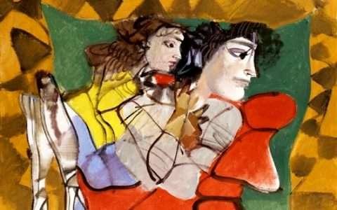 Καλλιτέχνης: Δημήτρης Μυταράς (λεπτομέρεια)