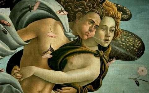 Artist: Sandro Botticelli (detail)