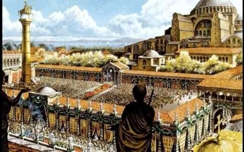 Ελένη Γλύκατζη-Αρβελέρ: ίδρυση της Βυζαντινής αυτοκρατορίας