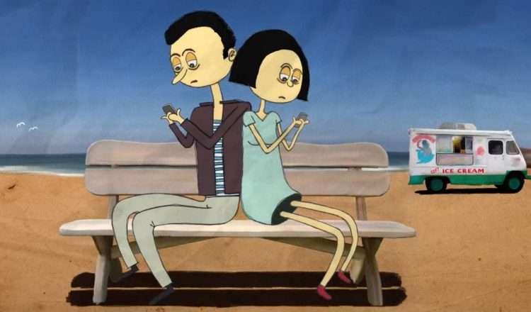Death of speech, ένα μοναδικό animation για τις σχέσεις