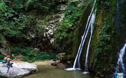 Καταρράκτες Βαρβάρας στη Χαλκιδική, μια μικρή υπέροχη περιπέτεια