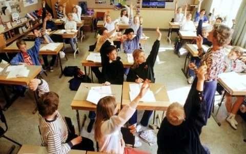 Όταν ένας Έλληνας γονιός βρέθηκε σε Σουηδικό σχολείο