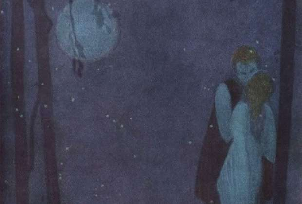 Kahlil Gibran: Το κάλεσμα του εραστή