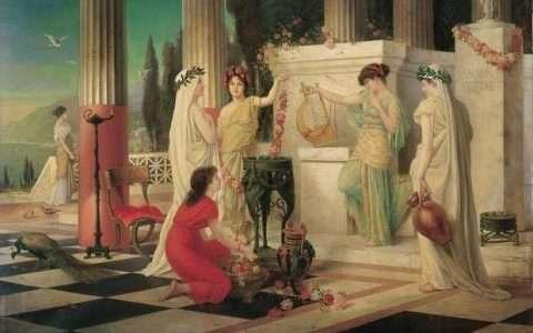 Η γυναίκα απαραίτητη στην αρχαία ελληνική θρησκεία