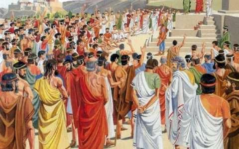 Tι απαιτούσε ο νόμος στην αρχαία Αθήνα για να γίνει κάποιος βουλευτής
