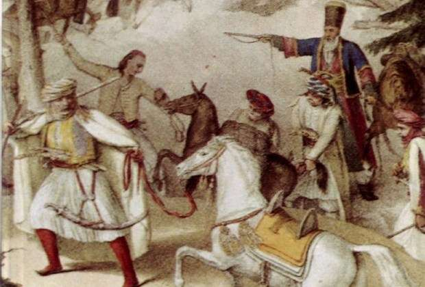 Γιάννης Σκαρίμπας: Το 1821 και η αλήθεια