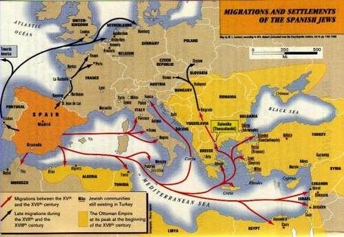 Sepharadic Migrations 580x400
