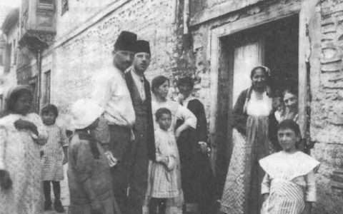 Σεφαρδίτες Εβραίοι και Οθωμανοί Τούρκοι:  Μια σχέση αγάπης