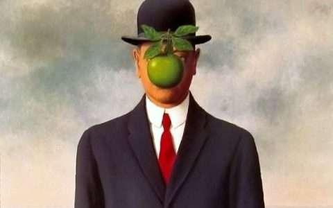 Artist: René Magritte (detail)