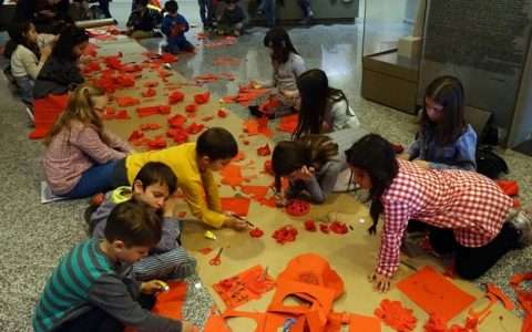 Πασχαλινή – Ανοιξιάτικη γιορτή για παιδιά